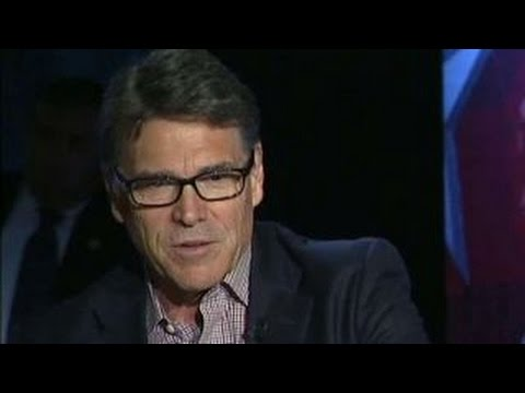Rick Perry on border security: Donald Trump will be there