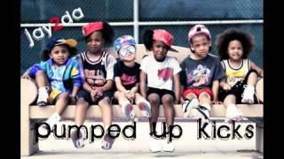 Jay2da - Pumped Up Kicks (Prod. by Brian Dorsey)