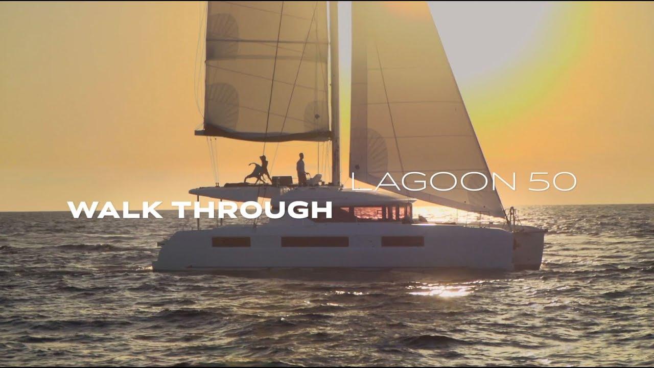Download Lagoon 50 Walk Through