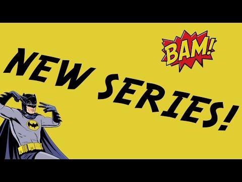 NEW BATMAN SERIES!
