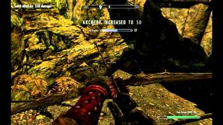 Von Plays Skyrim p40 - Grand assignment, and beaten to a pulp.
