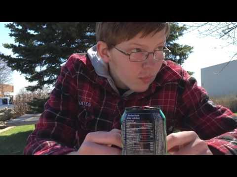 Rockstar Supersours Green Apple-Elganator711's Beverage Review Corner