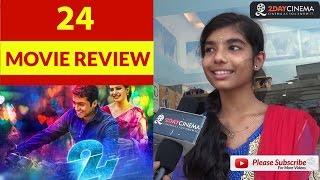 24 Movie Review | Suriya | Samantha - 2DAYCINEMA.COM