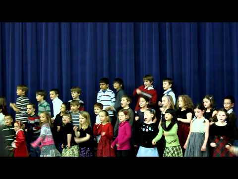 Jay's hoover elementary school performance Dec. 10th 2010 - 2nd