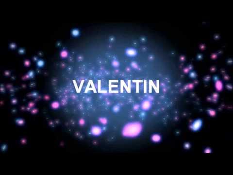 Joyeux Anniversaire Valentin Youtube