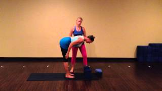 The Yoga Stand: November Pose of the Month: Half Way Lift