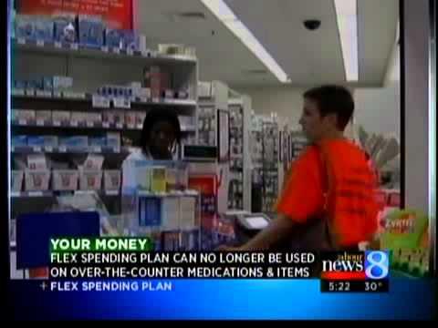 Flex spending plan