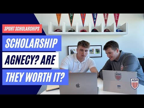 Why should you use a Sport Scholarship Agency