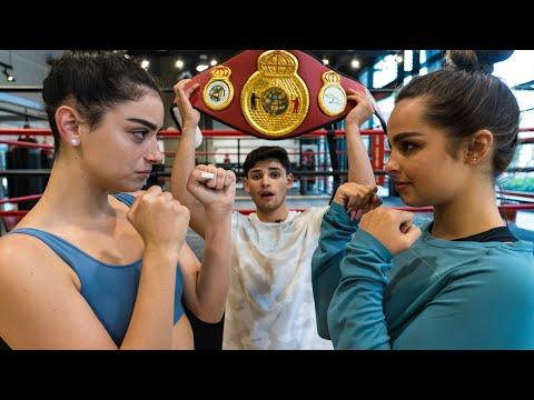 Fighting Addison Rae   Dixie D'Amelio