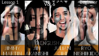 NGTV - AlterNative English - Vol. 6 | RYO NISHIKIDO & JIN AKANISHI & JIMMY MARTIN & JULIAN CIHI