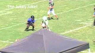 OCYFL Wesley Wilson Jr jukes Panthers for a TD!