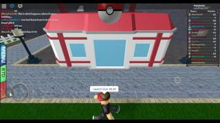 Roblox - Pokemon Brick Bronze - I BROKE THE GAME!!