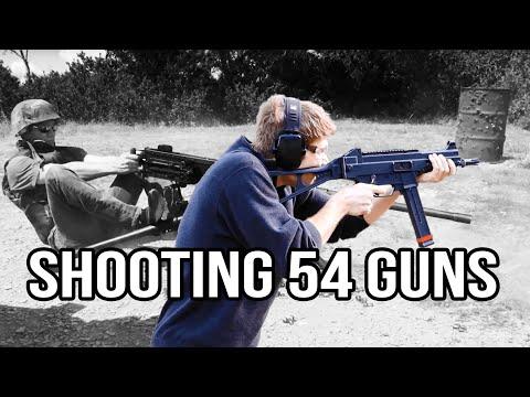 Shooting 54 Guns (TFBTV Compilation)
