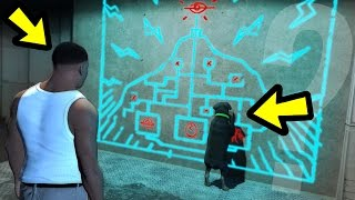 WHAT HAPPENS IF YOU TAKE CHOP TO THE MURAL? (GTA 5)