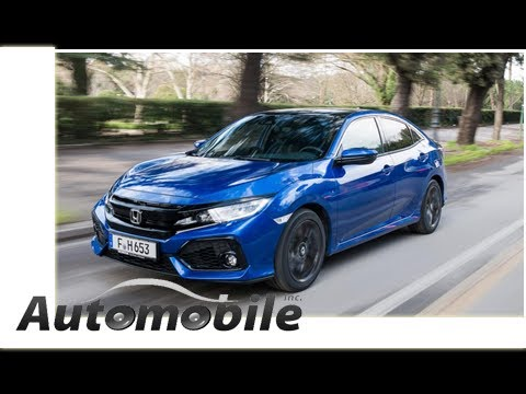 Honda Civic diesel review: 80mpg hatchback driven | by Automobiles