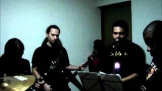 Black Lightning [ensaio] - Let the Hammer Fall (HammerFall cover)