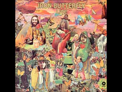 Iron Butterfly - In The Time Of Our Lives (Live Version)