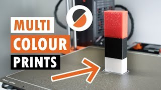 Multi-colour Prints with your Prusa i3 MK3