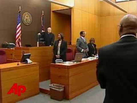 Atlanta Courthouse Shooting Trial Set To Open