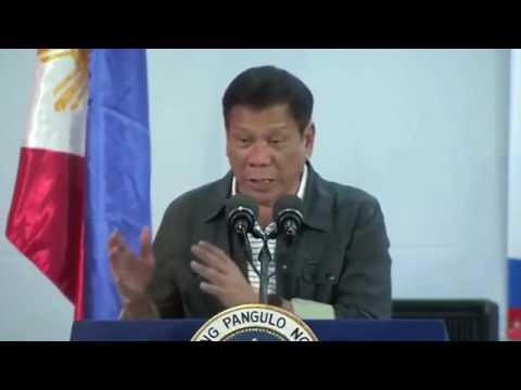 President Duterte Solidarity Dinner with Poor Family at Tondo, Manila Full Speech July 1, 2016