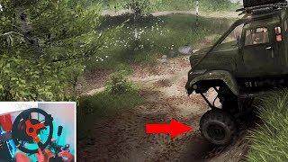 SPINTIRES VS MUDRUNNER Która gra jest lepsza?