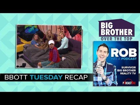 Big Brother OTT Tuesday Recap   Nov 8