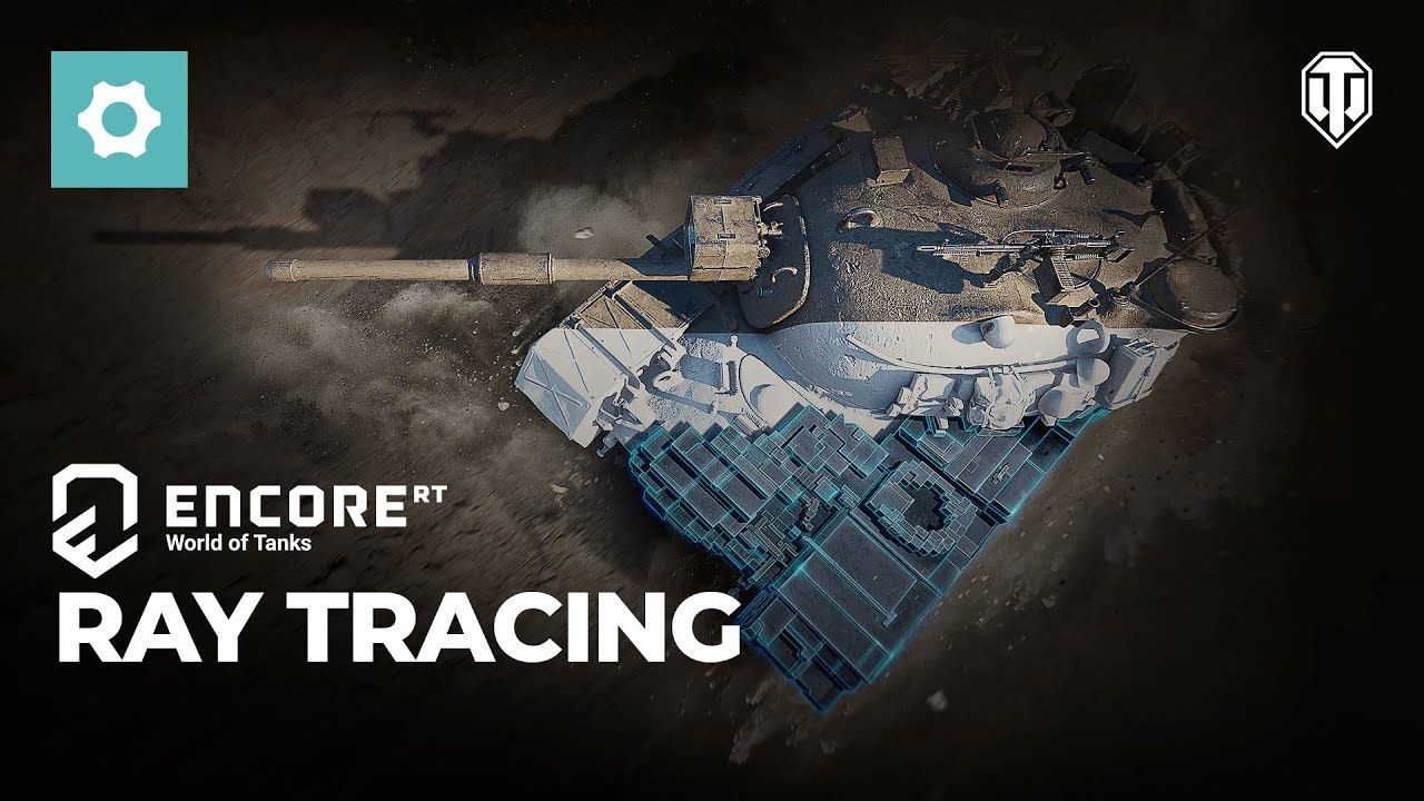 Developer Diaries Ray Tracing In World Of Tanks Youtube