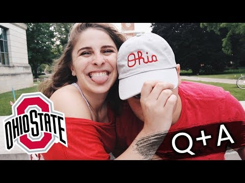 The Ohio State University Q&A: Jobs, Dorms, Orientation, Friends, + MORE!   Let's Talk Tuesday