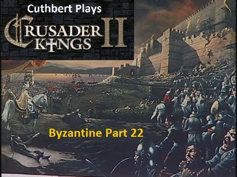 Crusader Kings 2 Byzantine 22