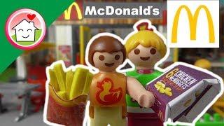 يوم سعيد في ماكدونالدز - عائلة عمر - أفلام بلاي