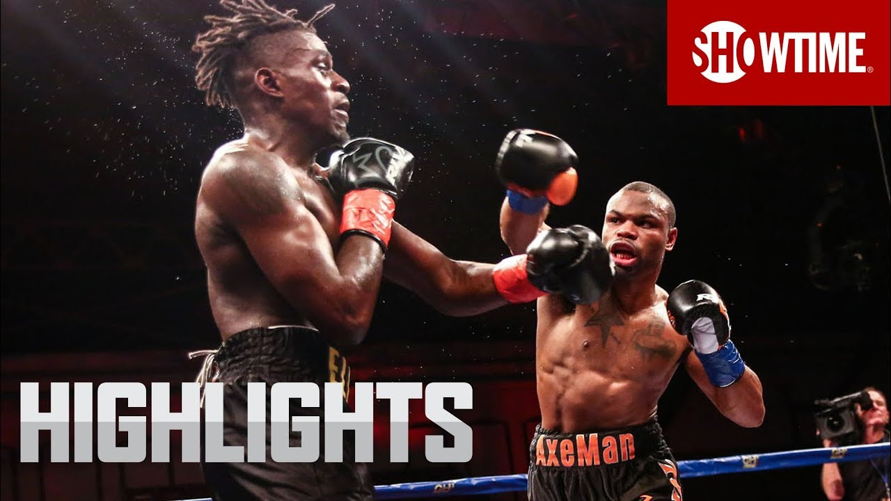 Ellis vs. Ware: Highlights | SHOBOX: THE NEW GENERATION