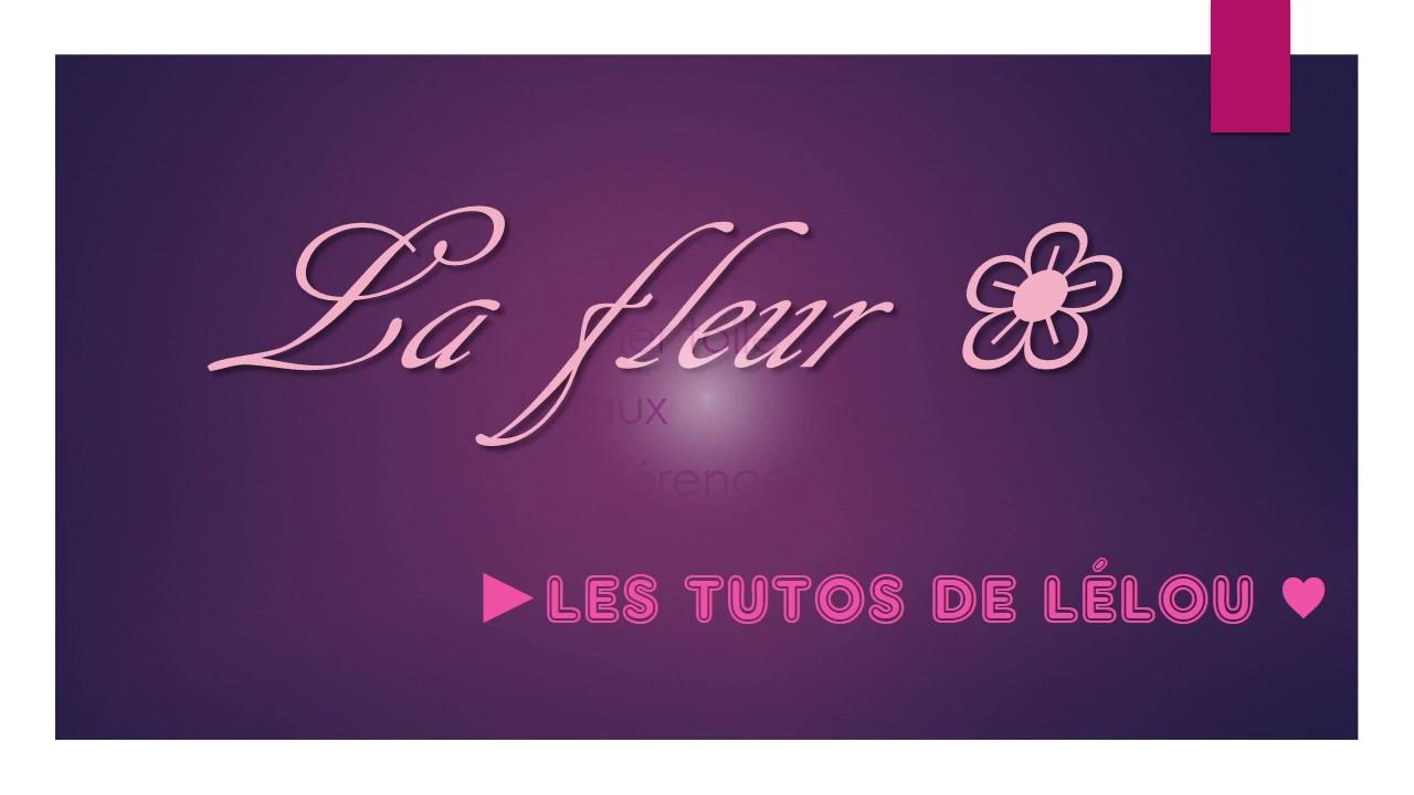 Faire Une Fleur En Rouleau De Papier Toilette Youtube