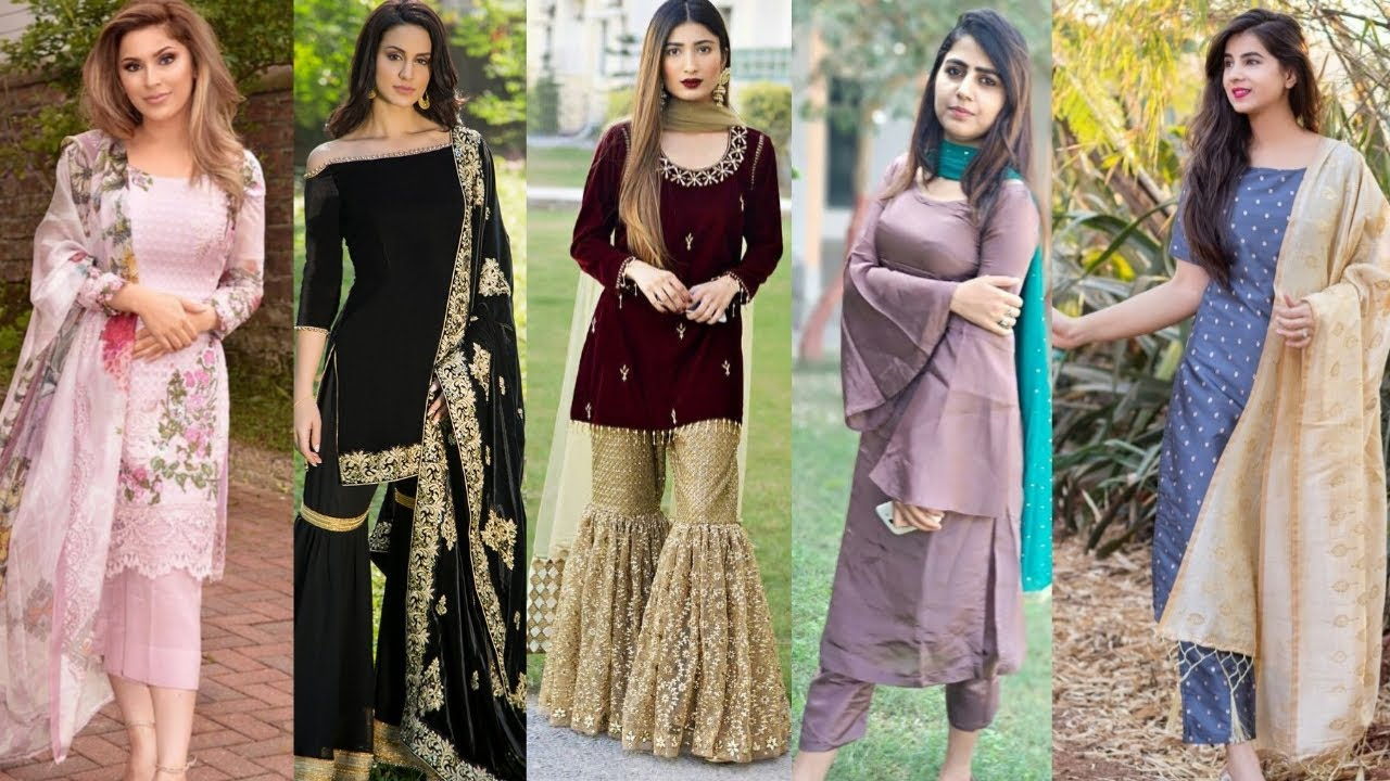 New Trend Of Suits In 2020 Casual Formal And Bridal Suit Designs Fashion Punjabi Suit Designs Youtube