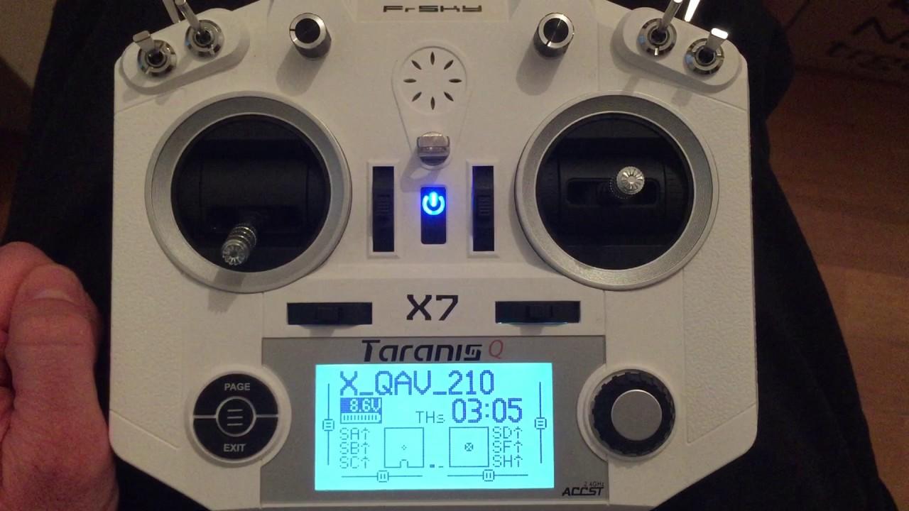 Mini-Review Review of FrSky Taranis Q X7 - Best Buy