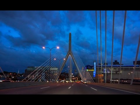 14-17 Boston Highway Tour: Dusk to Dark