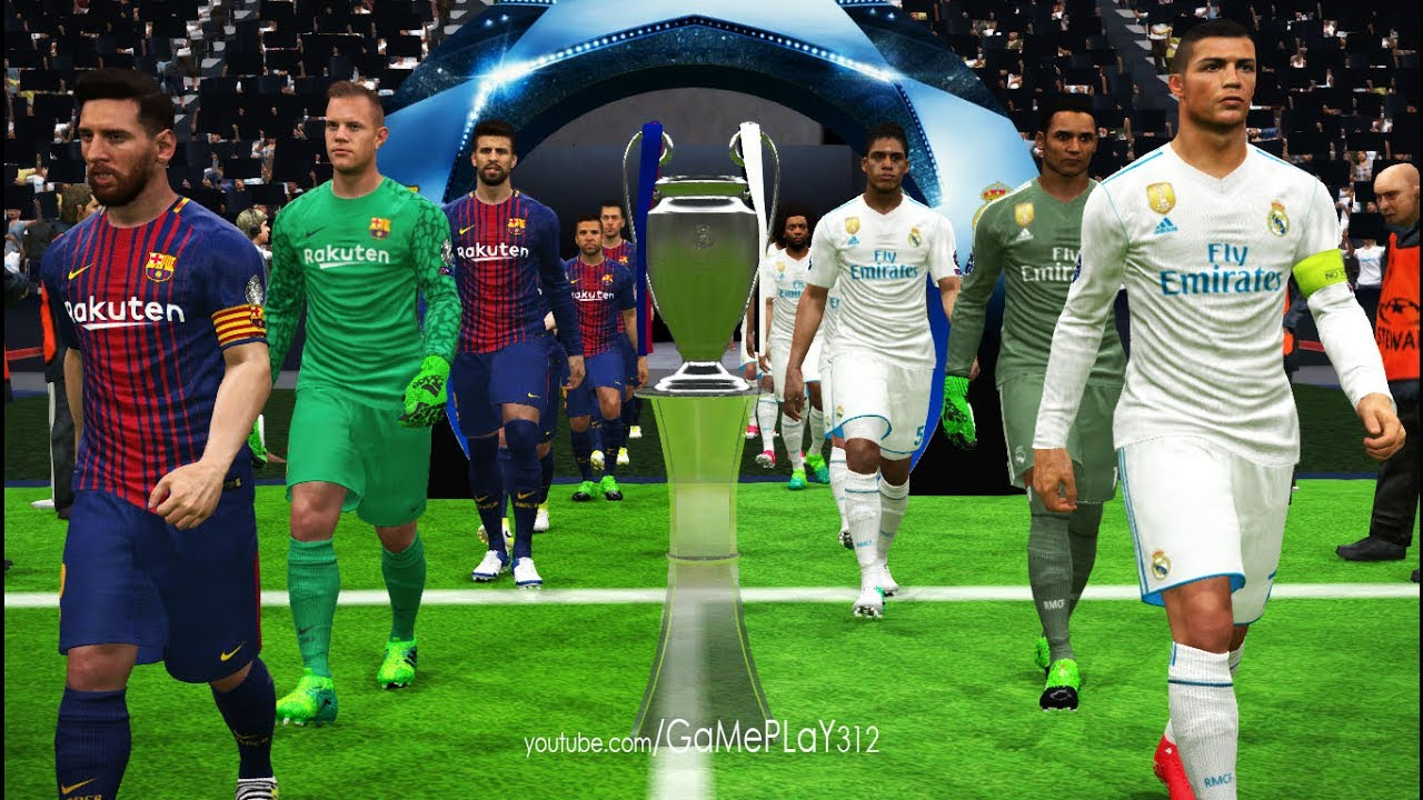 Barcelona in the Champions League 2018 - 2019 23