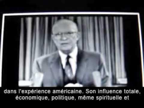 D. Eisenhower contre le complexe militaro-industriel....flv