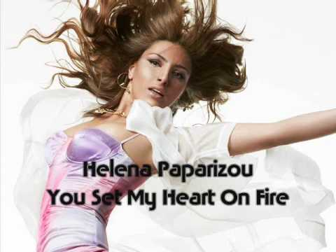Клип Helena Paparizou - You Set My Heart On Fire