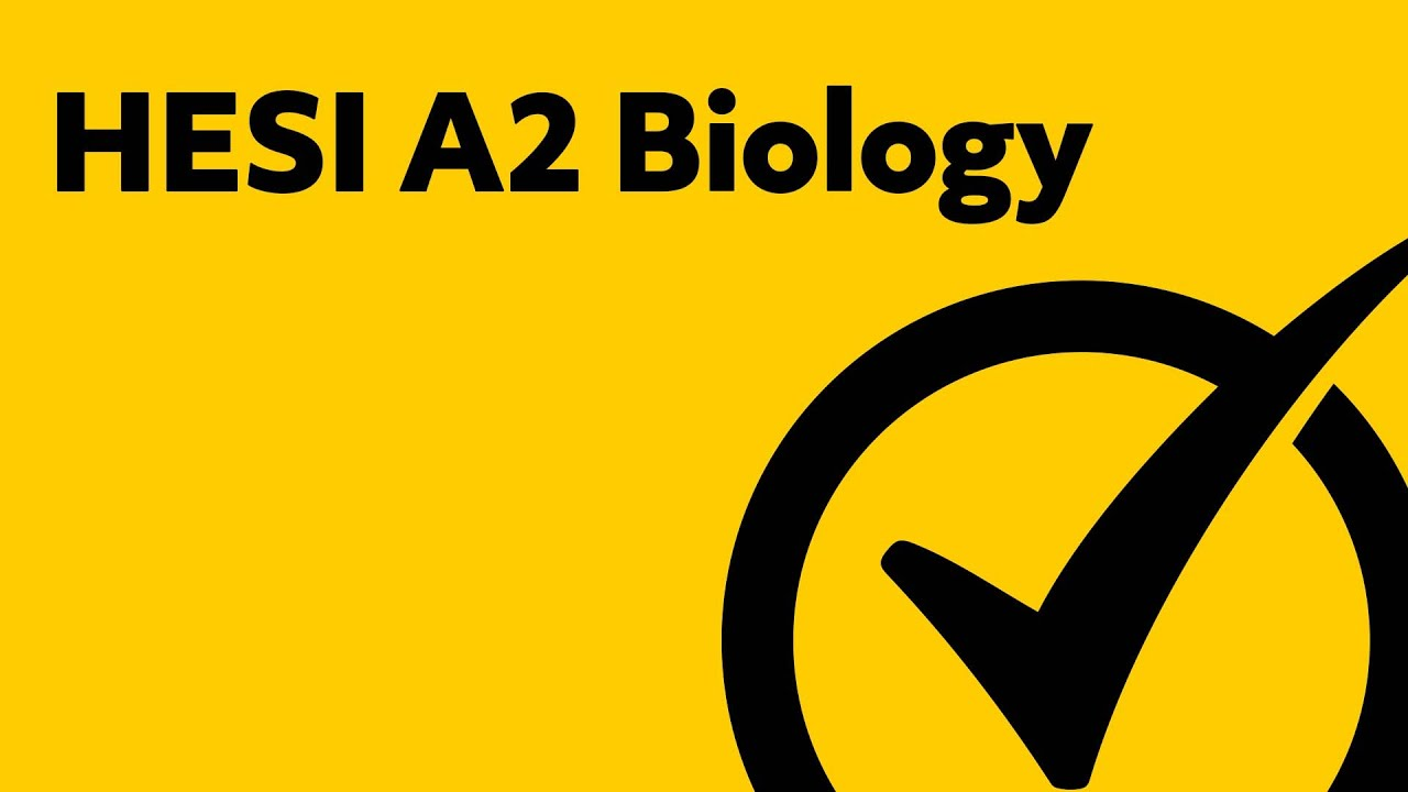 Hesi admission assessment exam review biology study guide