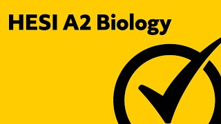 HESI Admission Assessment Exam Review - Biology Study Guide