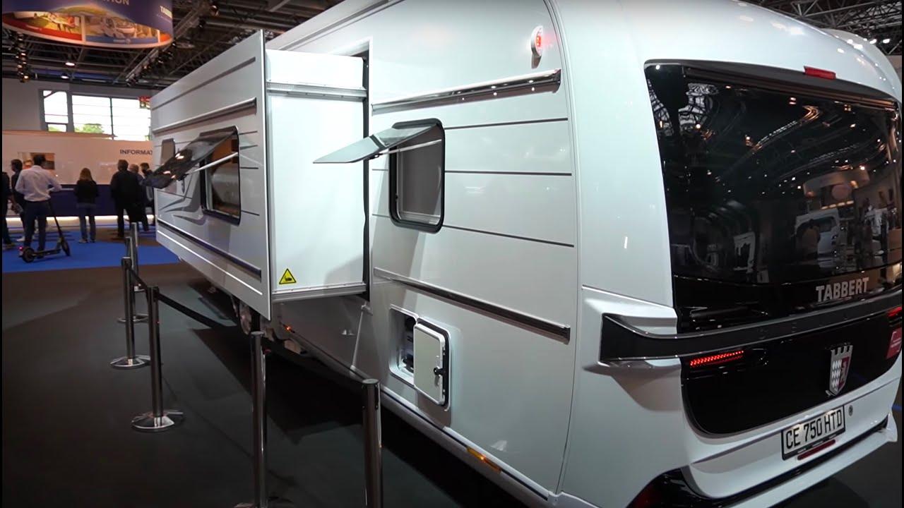 TABBERT CELLINI 655DF caravan 2021