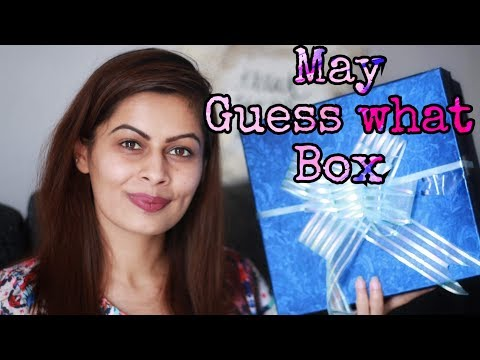 Guess What Box May 2018 | The Travel Edition | Unboxing | Kavya K