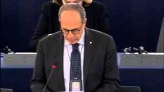 Intervento in aula di Paolo De Castro sul TTIP