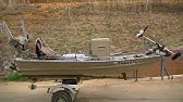 My $200 Homemade Pontoon Boat Build Part 2 - YouTube