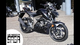 Suzuki GSX-S125 Test Ride | The Urban Traffic Destroyer!