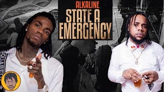 Alkaline DISS Squash Direct & Personal   State A Emergency