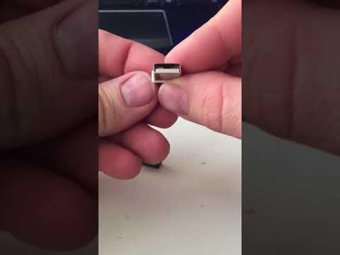 Faulty Logitech Unifying USB Diy Easy Fix