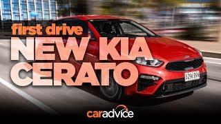 2018 Kia Cerato review: First drive
