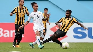 Malaysia vs Myanmar: AFF Suzuki Cup 2014 Highlights