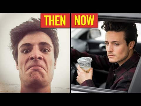 What I Would Do Differently Now... Mens Hair, Grooming & Fashion Mistakes